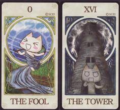 The Artwork of Modern Tarot - Database toro inoue tarot