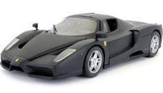 2005.- ENZO FERRARI F60 Negro Mate (Foundation B6055).