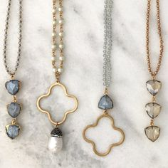 Fall Bohemian Necklace Collection | Jane
