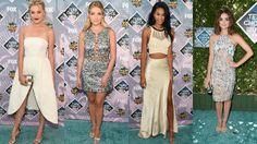 Feirinha Chic : Looks do Teen Choice Awards 2016