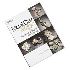 """Book, """"Metal Clay Magic"""" by Nana V. Mizushima. Sold individually."""