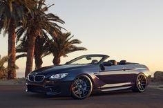 BMW M6 Convertible | Rancho Palos Verdes, California.