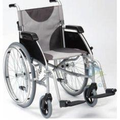 Silla de aluminio ultra ligero. Esta silla ultraligera de aluminio posee un innovador diseño y cumple con todas las normativas legales.