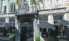 Belga Queen : Banque transformée en restaurant  à Bruxelles, rue Fossé aux Loups où  viennent  y manger politiciens, artistes belges, et étrangers.    Entrez et découvrez