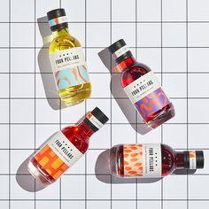 Food Packaging Design, Beverage Packaging, Print Packaging, Packaging Design Inspiration, Branding Design, Skincare Packaging, Perfume Packaging, Cosmetic Packaging, Cocktail Ginger Ale