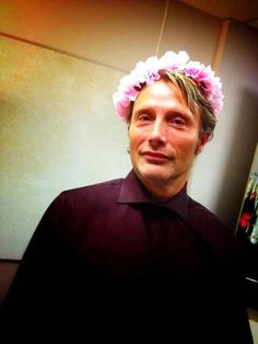And look upsettingly good in flower crowns.