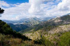 Sierra de Tejeda & Almijara, Axarquia, Andalusia