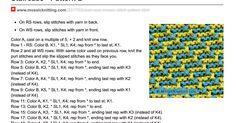 mosaicknitting.com-Staircase - Pattern 2.pdf