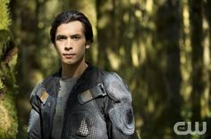 The 100 -- Image: HU01_CC_Bellamy_16503 -- Pictured: Bob Morley as Bellamy -- Photo: Cate Cameron/The CW -- © 2014 The CW Network. All Rights Reserved.