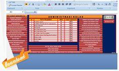 [File Pendidikan] Aplikasi Administrasi Kelas dan Penilaian KSP SD dilengkapi SKHUS Sesuai Aslinya