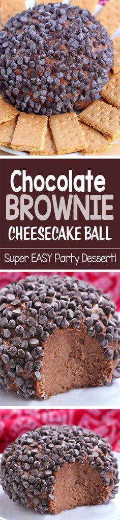 This tasted like eating brownie cheesecake!!!