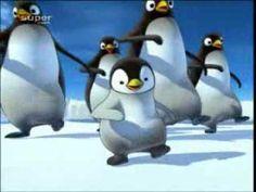Penguin Song - Penguin Dance Songs for Kids - Children's Songs by The Learning Station - YouTube
