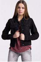 geaca-de-primavara-din-oferta-asnwear-5 Leather Jacket, Jackets, Fashion, Studded Leather Jacket, Down Jackets, Moda, La Mode, Leather Jackets, Fasion