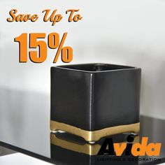 #DecorTips  Place two or three black and gold square vases in a row on a coffee table or dining table for an elegant look.  Email us: info@avidalighting.co.za  Visit our Showroom at 1 Lees Street, Wynberg, #Sandton.  #Avida #vase #decor #uniquedesign #chandelier #lighting #glamour #luxury #luxuryhome #luxurylife #homeconcept #illumination #decordesign #interiordesign #beautifulhome #dreamhome #stylish #style #johannesburg #gauteng #southafrica Luxury Life, Luxury Homes, Light Decorations, Chandelier Lighting, Showroom, Vases, Beautiful Homes, Dining Table, Glamour