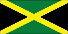 5ft x 3ft Large Celebration Country Flag Party Decoration Caribbean Jamaica