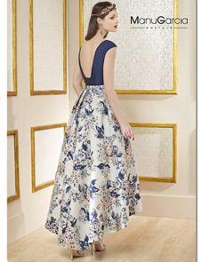 Vestidos llenos de glamour ManuGarcia estilo moda atelier