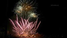 Blanes Costa Brava. Fireworks Competition. Els Focs de Blanes 2014