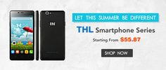 get THL smartphone starting from 55.87