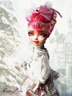 Snowy Fairy - photography nylonbleu repaint by Keberneteka