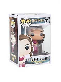 Funko Harry Potter Pop! Hermione Granger (Yule Ball) Vinyl Figure,