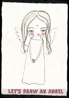 Susana Tavares: How to draw an Angel