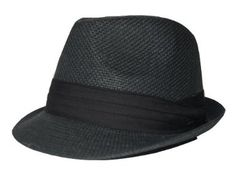 The Hatter Co. Tweed Classic Cuban Style Fedora Fashion Cap Hat: The Hatter Co. Fedora Fashion, Mens Fashion, Black Fedora, Love Hat, Classy Chic, Black Trim, Accent Pieces, Caps Hats, Tweed