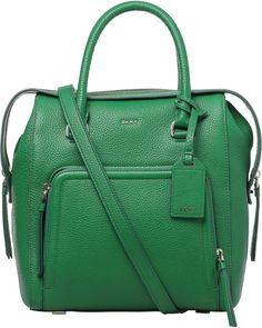 3c4f06831581b دي كي ان واي r461211005-309 شيلسيا فينتاج ستايل حقائب بتصميم الاحزمة للنساء  - فيريديان