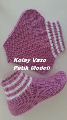 Free Knitting Pattern for Easy Cozy Toes BootiesBooties to Crochet – Step by Step Guide - Design PeakLimon Çekirdeği ile Eviniz Her Zaman Mis Gibi Kokacak Crochet Socks, Knitting Socks, Free Knitting, Crochet Baby, Knit Crochet, Crochet Style, Baby Knitting Patterns, Knitting Designs, Crochet Patterns