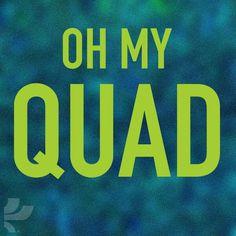 """oh myyyy quad"""