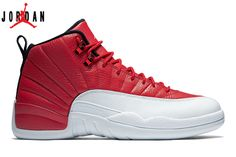 new style 1a54a 2fa64 Men s Air Jordan 12 Basketball Shoes Gym Red Black-White  130690-600,Jordan-Jordan 12 Shoes Sale Online. BasketskorAir  JordansSneakers Nike