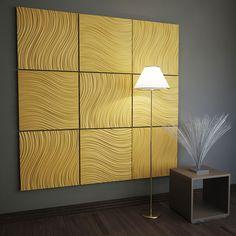 Стеновые панели: основные материалы использующиеся в изготовлении