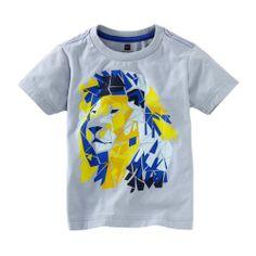 Mighty Lion Tee Sz 10