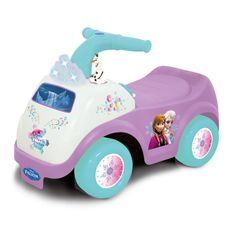 Disney Frozen Light & Sound Drive Along Ride On by Kiddieland in Toys & Hobbies > Diecast & Toy Vehicles > Cars, Trucks & Vans > Contemporary Manufacture Toddler Christmas Gifts, Toddler Gifts, Disney Princess Gifts, Sycamore Wood, Wooden Music Box, Modern Toys, Shops, Bath Toys, Disney Frozen