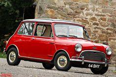 1964 1275 Austin Mini Cooper S