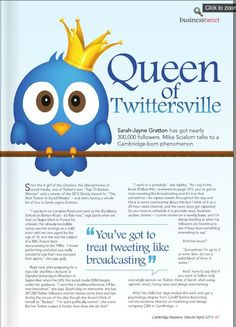 The It girl of Twitter!