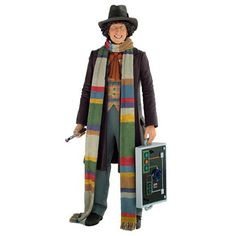 Doctor Who The Fourth Doctor Pyramids Of Mars Action Figure