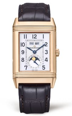 3752520 | Grande Reverso Calendar  |  Watches  |  Jaeger-LeCoultre - Jaeger-LeCoultre