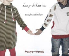 Lucy + Lucien 86-146 von Schnittgeflüster 5.90€