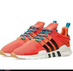 87133db9d633c Adidas eqt support adv summer orange