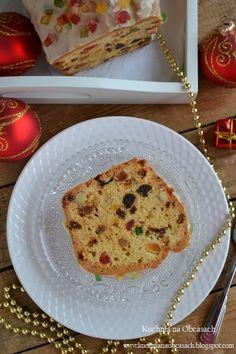 kuchnia na obcasach: Keks świąteczny