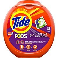 Pin On Tide Pods 3 In 1 He Turbo Laundry Detergent Pacs Spring