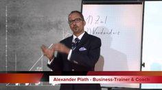 Video Training Einwandbehandlung im Verkauf Alexander Plath Trainer, Business, Videos, Goal, Store, Business Illustration