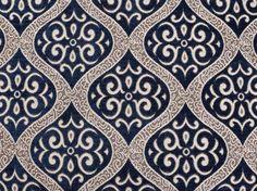Sapphire upholstery fabric