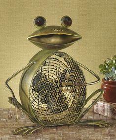 frog fan