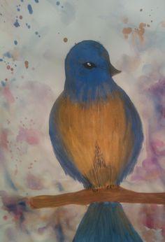 Watercolor By Elif Turna Türk Fikirlopedi Painting, Art, Painting Art, Paintings, Kunst, Paint, Draw, Art Education, Artworks