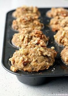THE recipe for healthy protein muffins that will get you hooked - Cuisine - Coffee Recipes Healthy Scones, Healthy Protein, Protein Foods, Protein Muffins, Healthy Desserts, Dessert Recipes, Healthy Recipes, Sugar Free Recipes, Low Calorie Recipes