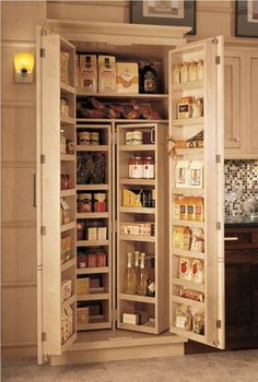 Best Kitchen Pantry Cabinet - http://mabrookrealty.com/best-kitchen-pantry-cabinet/