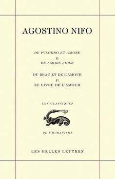 Du Beau et de l'Amour / De Pulchro et Amore. Livre II