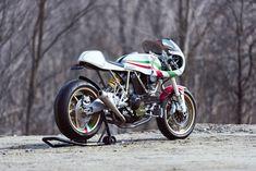 Ducati 900SS «Leggero BC» par Walt Siegl | Saison Moto