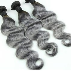 Grey color  Shop online (link in bio)TAG your friends who might need hair.  http://ift.tt/18ThqYk  Coupon Code: spicyhair to get $3 OFF  OR DM/text/email to request an invoice  WhatsApp/Viber/wechat :8618825162874 Kik:spicyhairsunny  Skype: spicyhair01  Email: sunny@spicyhair.com  ORIGINS WE CARRY  Brazilian Peruvian Malaysian Indian Cambodian Mongolian etc TEXTURES WE CARRY Straight Body WaveLoose WaveDeep WaveNatural WaveKinky Curly etc…